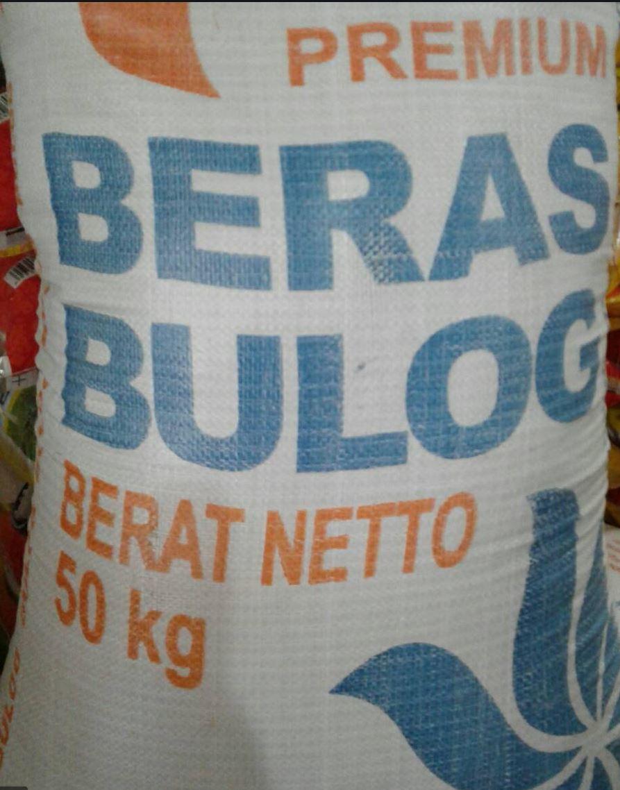Beras Medium LN Bulog 50kg