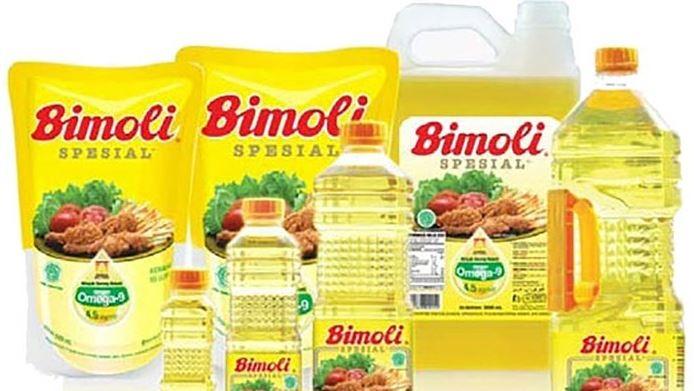 Minyak Gorek Bimoli 1 liter dan 2 liter